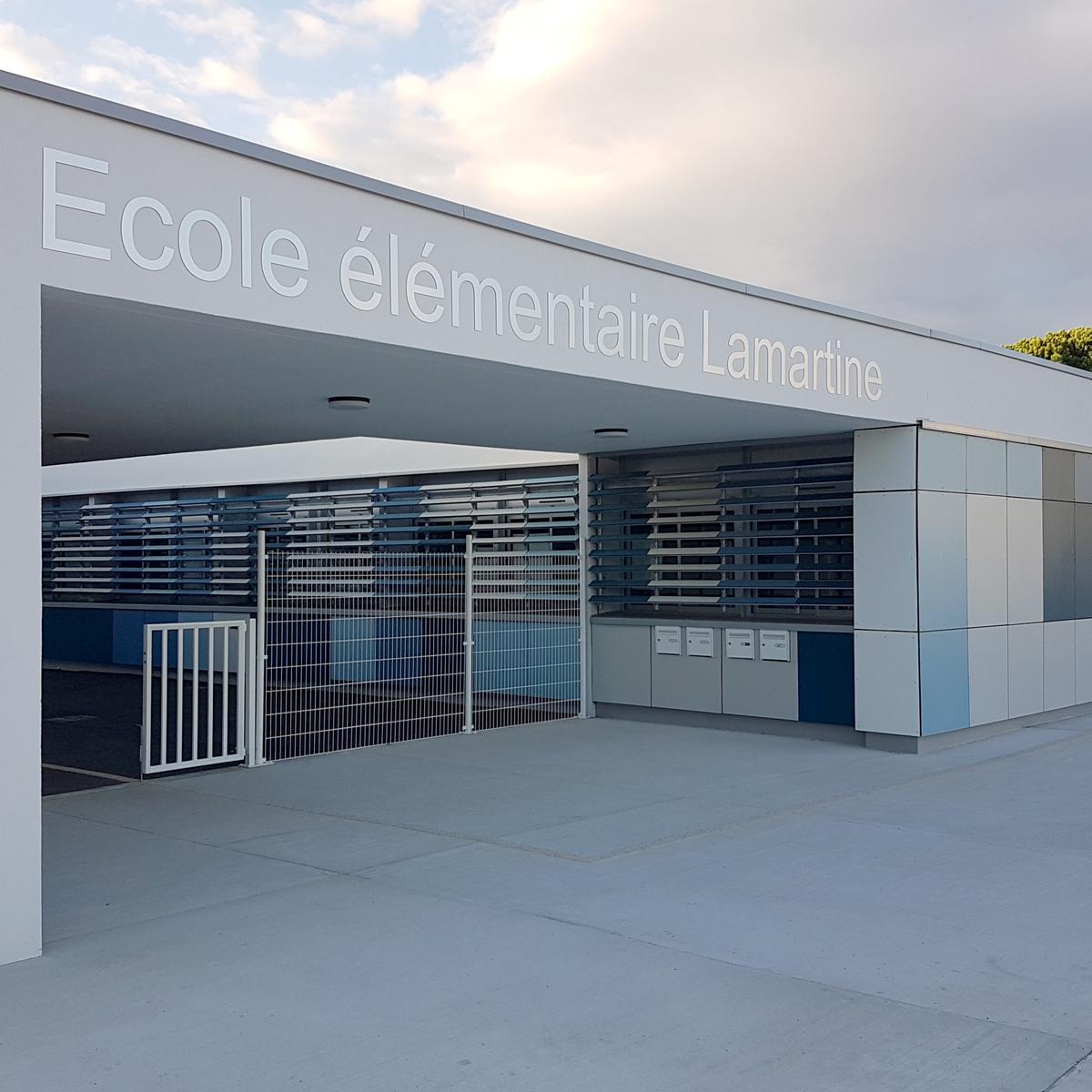 Ecole élémentaire Lamartine